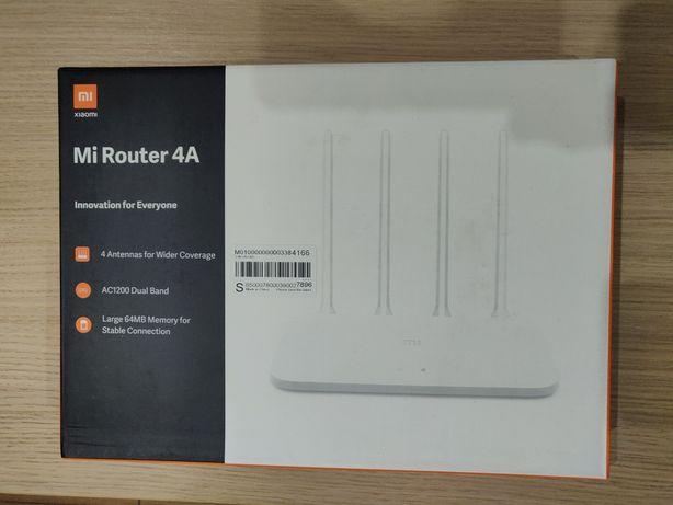 Router Mi Router 4A - NOVO, SELADO