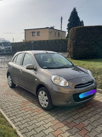 Nissan Micra 1.2 2012r