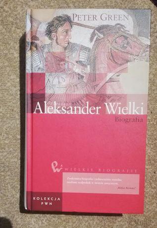 Peter Green, Aleksander Wielki, Biografia