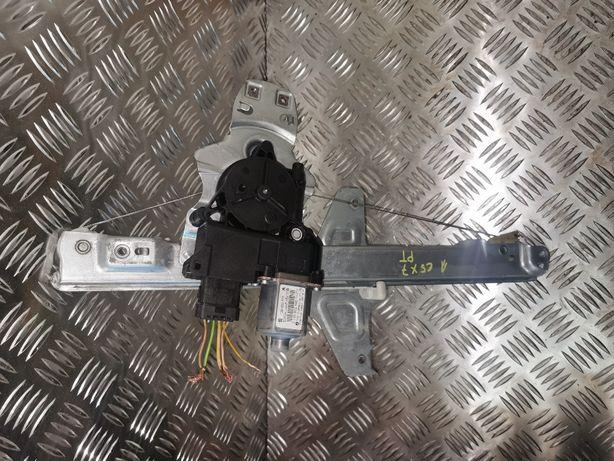 Podnośnik szyby silniczek CITROEN C5 III X7 prawy tył