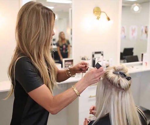 Наращивание волос акция на воскресенье нано автор