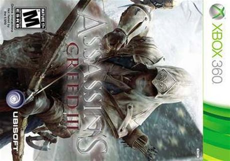 Assassin's Creed III, creed 3 xbox 360, sklep Tychy