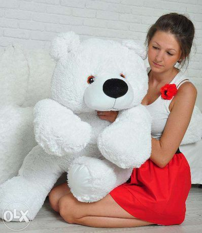 Дешево мягкие игрушки-медведи! Недорого плюшевые мишки!