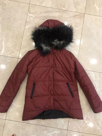 Зимняя куртка  С-М