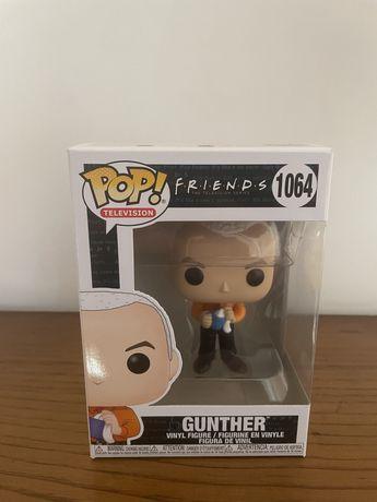 Gunther (Serie Friends) Funko Pop