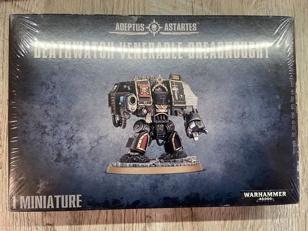 Warhammer 40K Space Marines Deathwatch Venerable Dreadnought