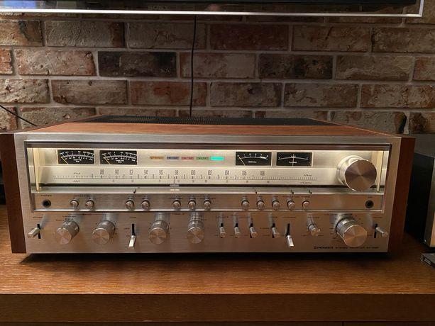 Ampituner Pioneer SX-1080 vintage stero stan idealny