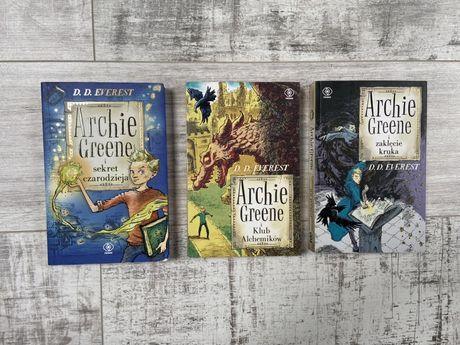Zestaw 3 książek Archiw Greene D.D.Everest