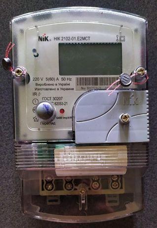 Продам счетчик многотарифний (день/ночь) НIK 2102