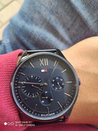 Zegarek Tommy Hilfiger denim bransoleta