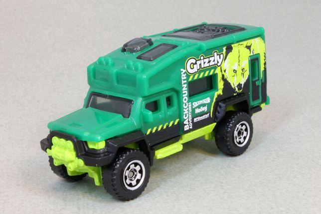 Машинка Mattel Grizzly v0287