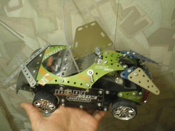 Машина на радиоуправлении Мeccano big dj mp3, (автомодель)
