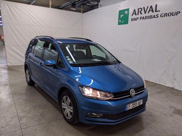 Volkswagen Touran 1.6 TDI механика
