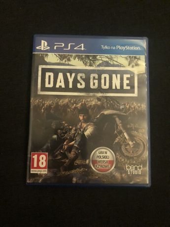 Gra Days Gone PS4 playstation