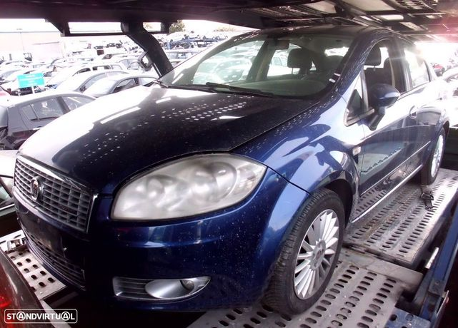 Peças Fiat Linea  2008