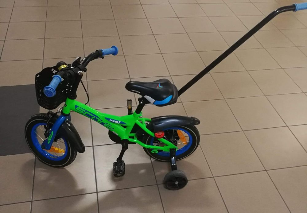 """Rowerek dziecięcy 12"""" Wieliszew - image 1"""