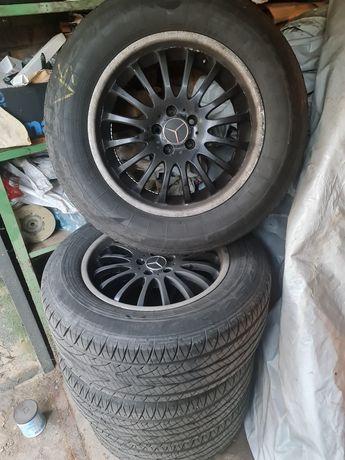Комплект резины с дисками 265/60 R18