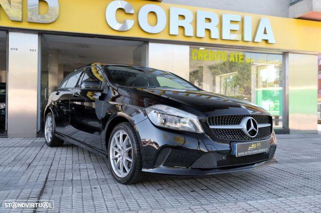 Mercedes-Benz A 160 d Fleet Pack Urban