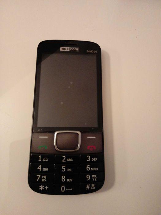 NOWY Telefon MAXCOM MM 320 Czarny Zielątkowo - image 1