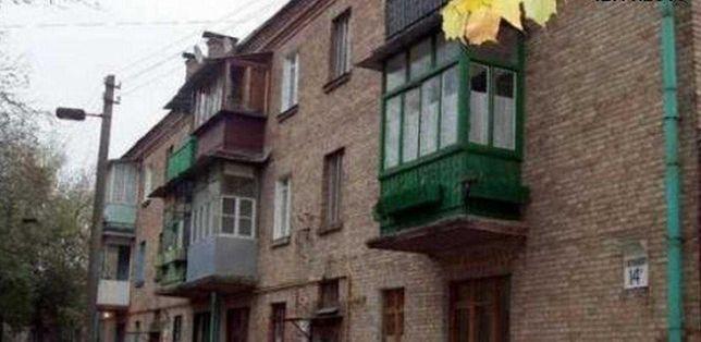 1 комнатная в кирпичном доме. метро Демеевская