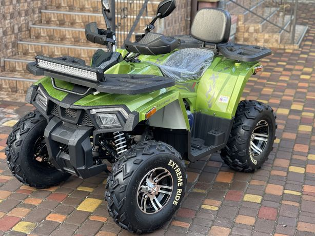АКЦІЯ!! New Квадроцикл Shark Sharx 200 ATV Dynamic Шарк шаркс