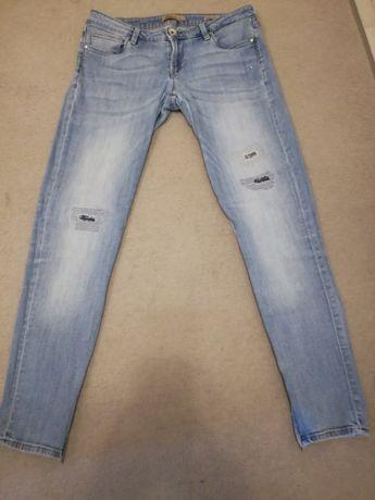 Spodnie dżinsy Guess