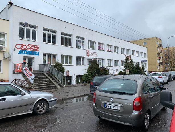Sprzedaż budynku biuro-usługowego w Żyrardowie, 14 lokali