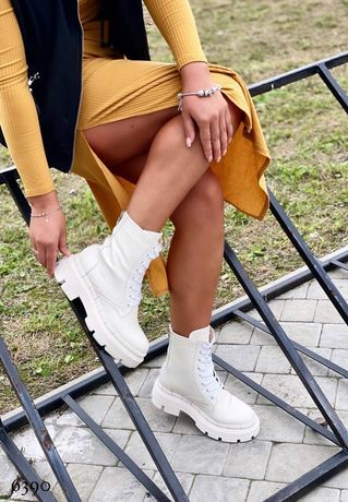 Женские Ботинки Берцы+Ботинки Деми+Беспл доставка до конца месяца!