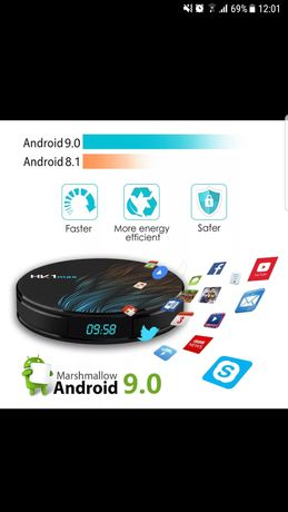 Box android HK1 MAX 9.0 2gb 16g