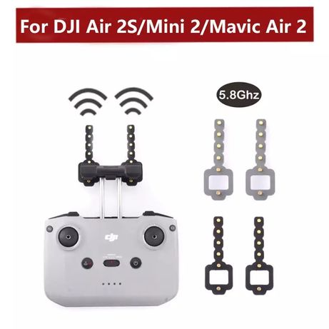 Акция! Усилитель сигнала антенны Yagi и экраны для DJI Mavic Mini/ 2