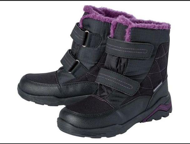 Термо ботинки девочке Pepperts
