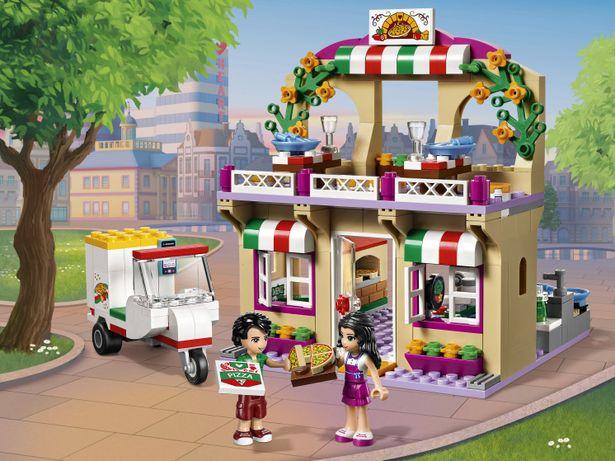 Конструктор LEGO Friends Пиццерия 289 деталей 41311 лего