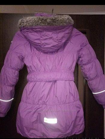 Теплая курточка Lenne