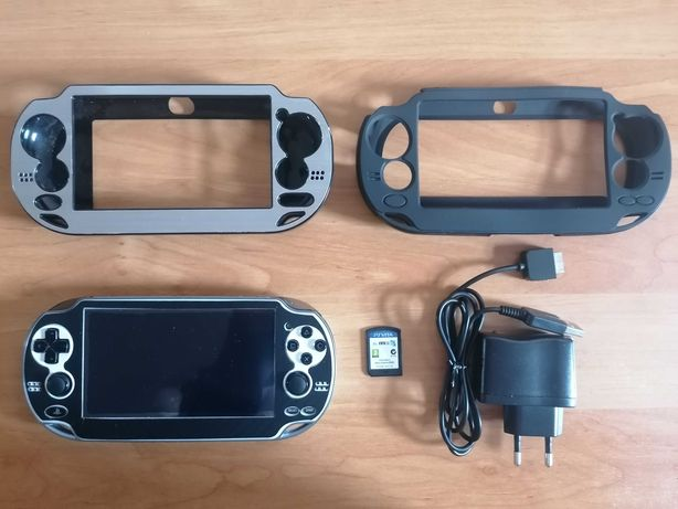 "PS Vita ""PSV 1000 FAT/Versao 3G"" Desbloqueada! (CFW/Firmware 3.65)"