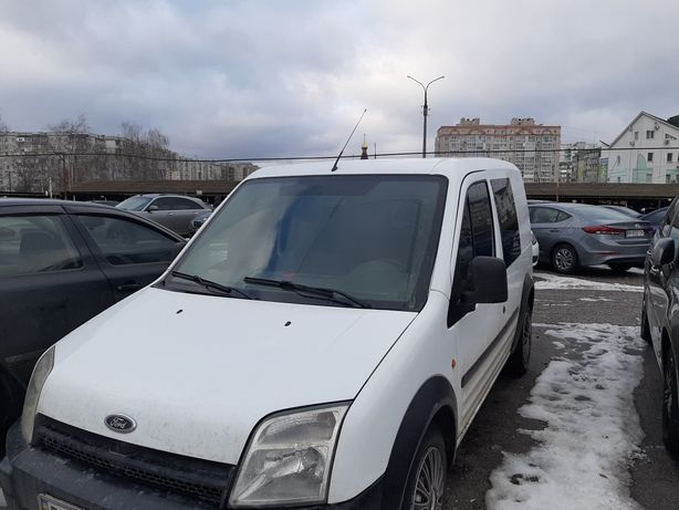 Ford tranzit connect