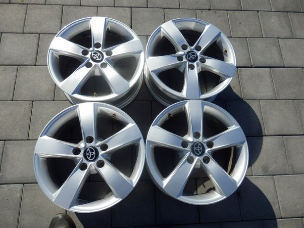 Felgi Aluminiowe 16'' 5x114.3 TOYOTA LEXUS Z CZUJNIKAMI