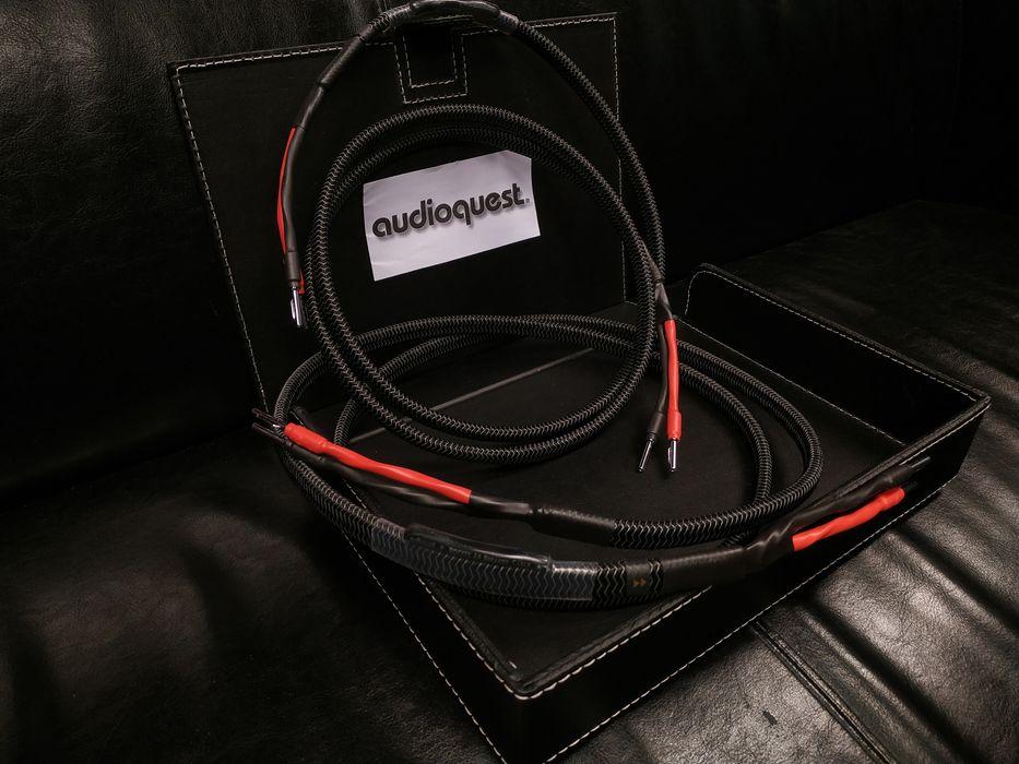 AudioQuest Rocket 44 kable głośnikowe konfekcja Trans Audio Hi-Fi