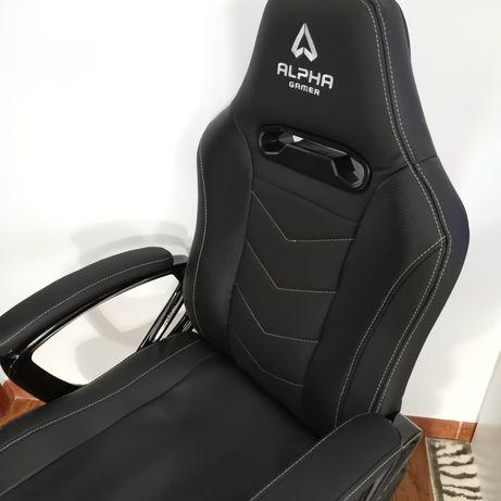 Cadeira gamer alpha kappa (c/garantia)