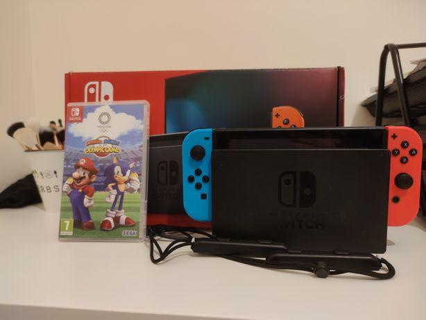 Nintendo Switch + Jogo