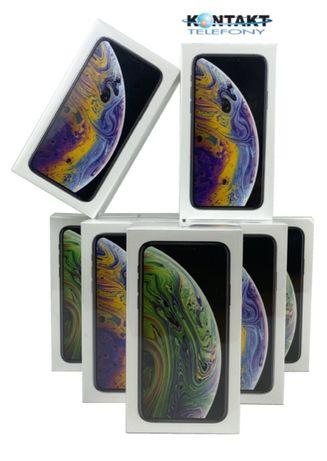 Nowy iPhone XS 512 GB Silver, z Gwarancją Prod sklep Gdynia centrum