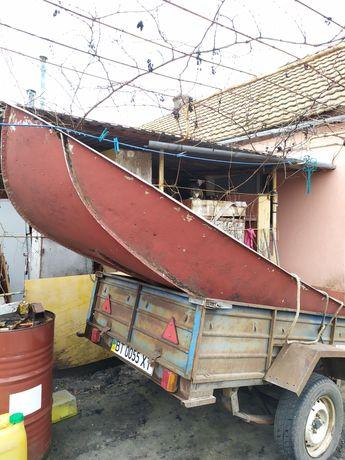 Лодка Язь 320 СССР