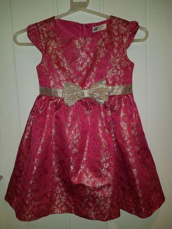 Sukienki 116- 122