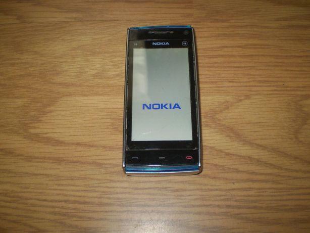 Телефон Смартфон Nokia X6-00 Нокиа Х6-00