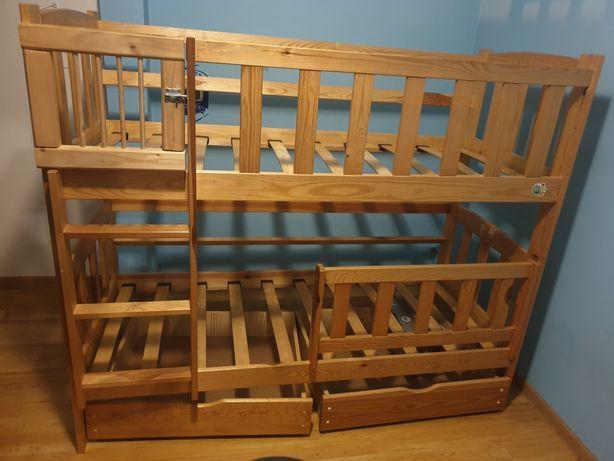 Łóżko piętrowe 160cm