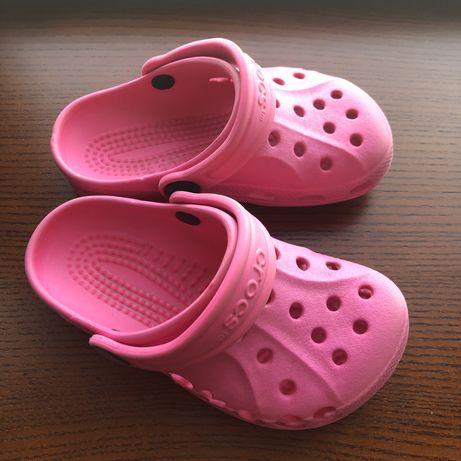 Детские Crocs 8-9 размера