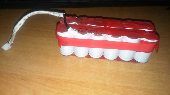 Bateria z robota sprzatajacego