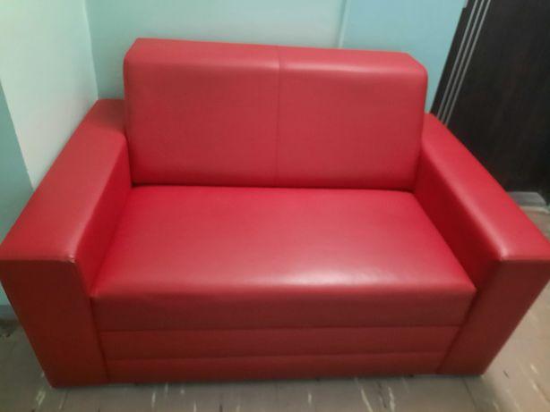Sofa Fotele eko skóra
