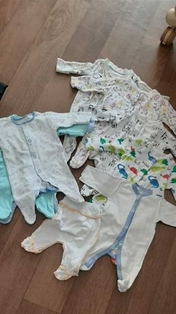 Пакет вещей 12 штук, для недоношеных, маловесным деткам, с малым весом