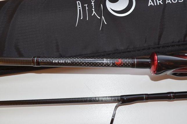 Daiwa Gekkabijin AIR AGS 75L.