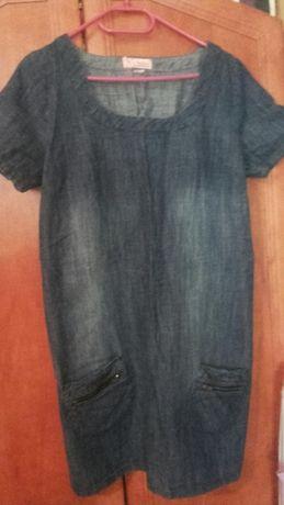 Sukienka/tunika jeans